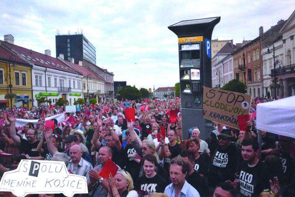 Bojovníci proti EEI: V čom Rašimu nikdy neustúpime! Chcú politické fleky?