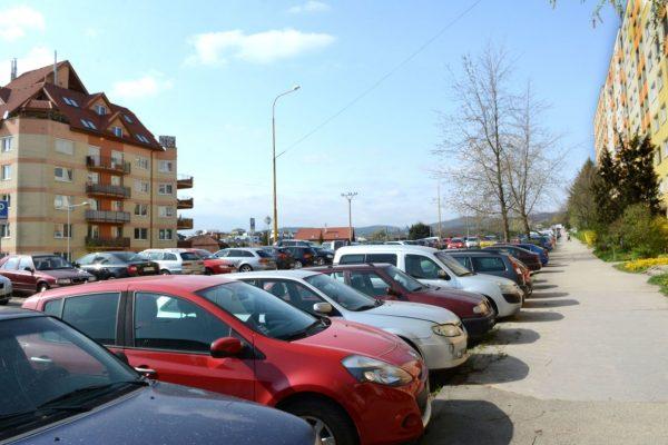 Na košickom Sídlisku KVP chcú vlastnú koncepciu parkovania