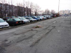 Starosta Starosta, ktorý nerieši parkovanie P1040438 300x225