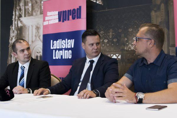 Ladislav Lörinc kandiduje na starostu Sídliska KVP