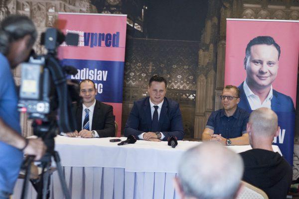 Kandidát na starostu Ladislav Lörinc: Chceme posunúť sídlisko KVP konečne vpred