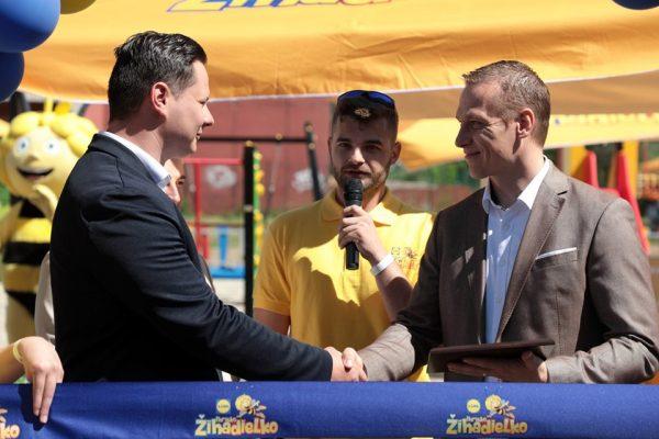 KVP vyhralo nové detské ihrisko